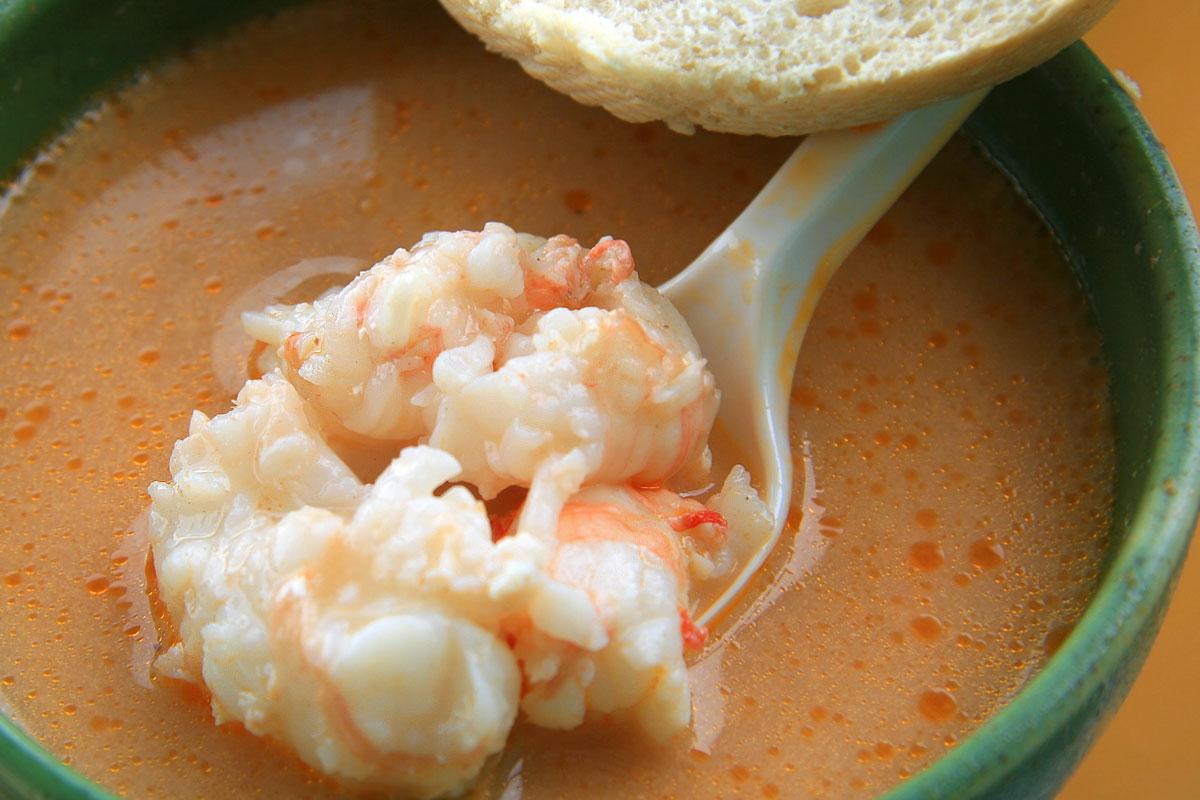 Seabaron – hummersoppa i hamnen