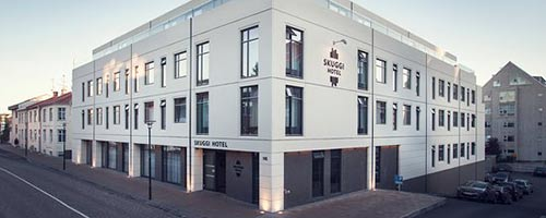 Skuggi Hotel Reykjavik