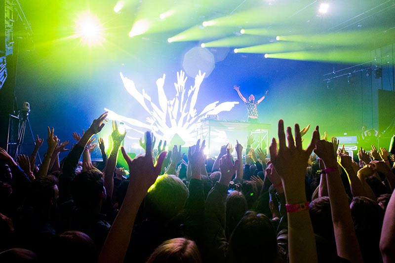 Sonar Reykjavik musikfestival